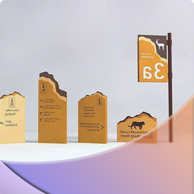 Wayfinding Signage Systems